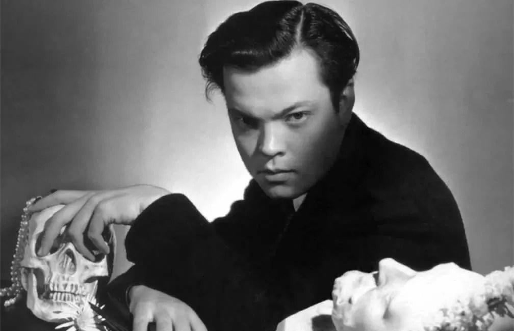 Orson Welles, attore e regista di Citizen Kane