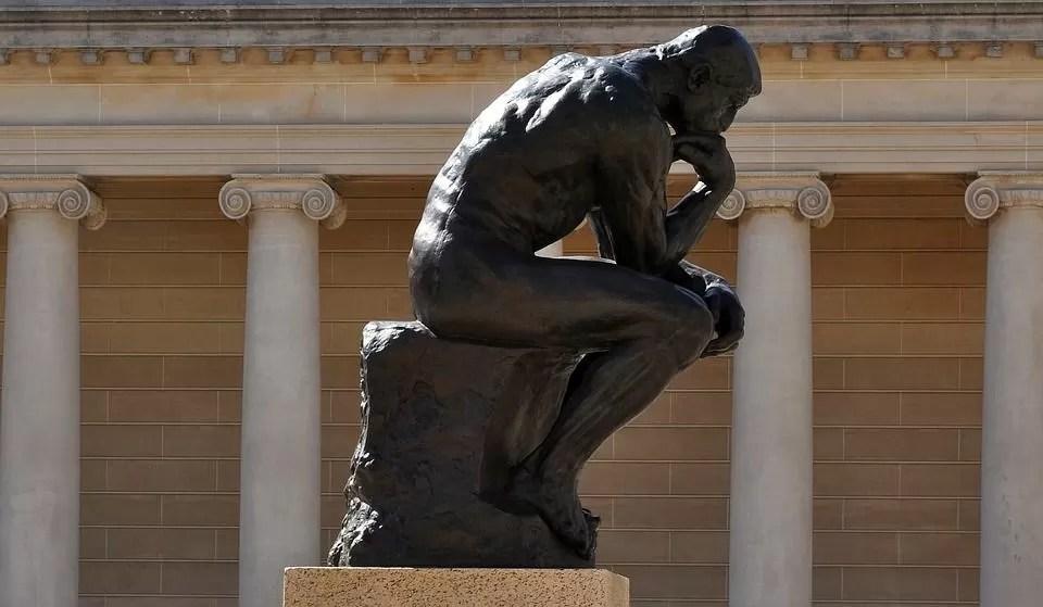 pensiero il pensatore