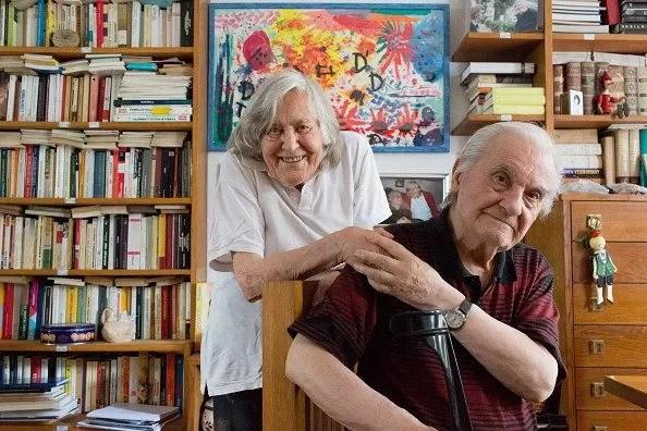 Margherita e il marito