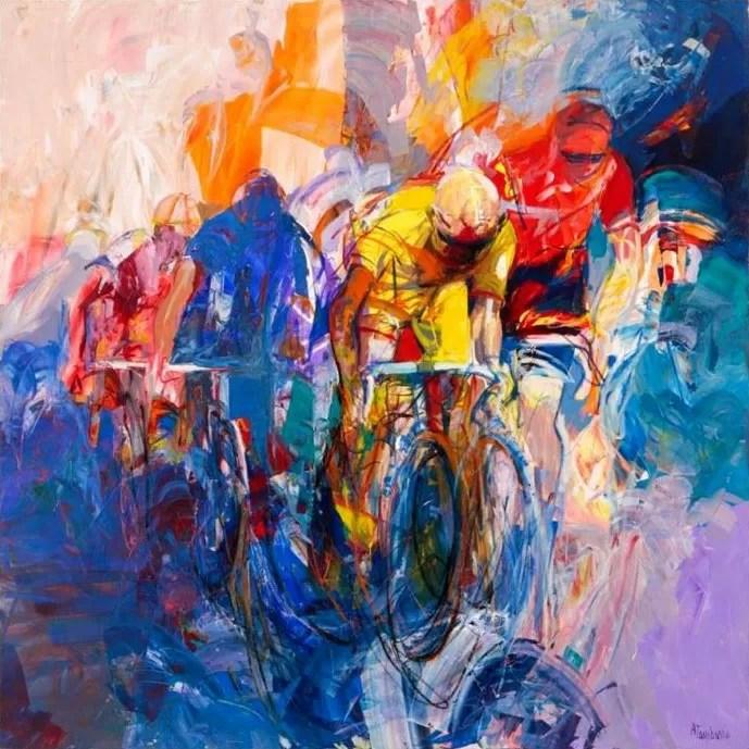 La bicicletta di Tamburro