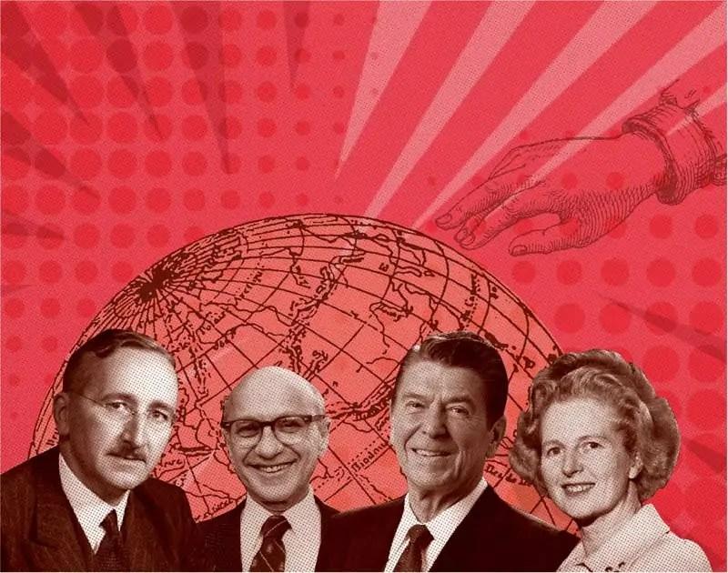 neoliberismo economico arte