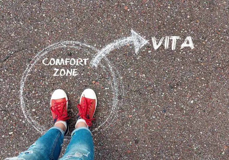 paure e zona di comfort