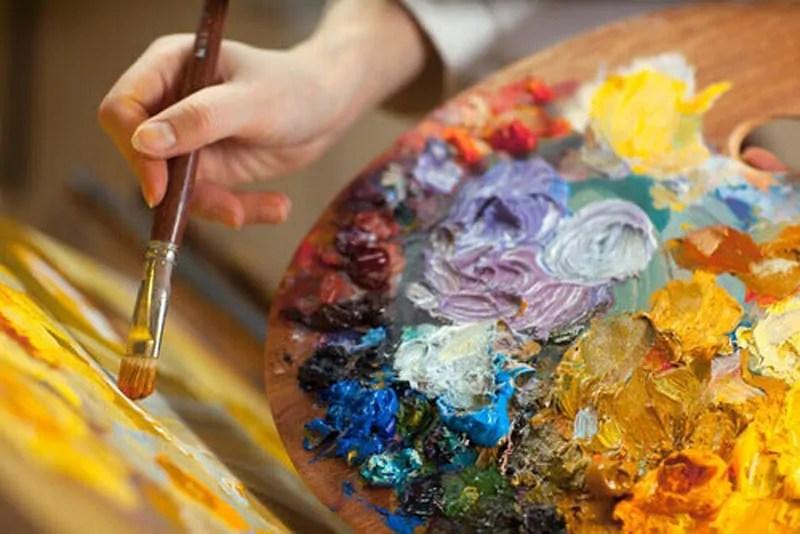 pittura come terapia