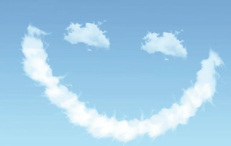 sorridere e gentilezza