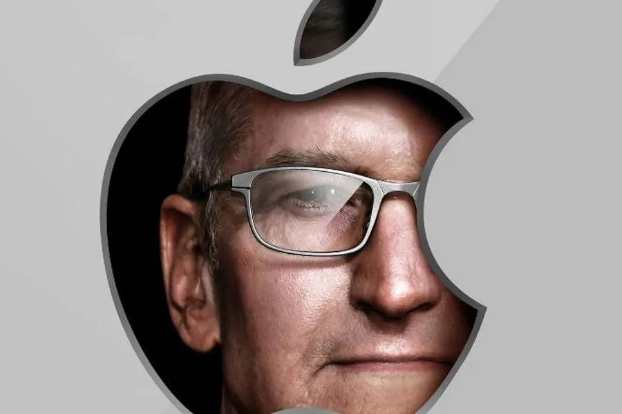 tim cook e la Apple
