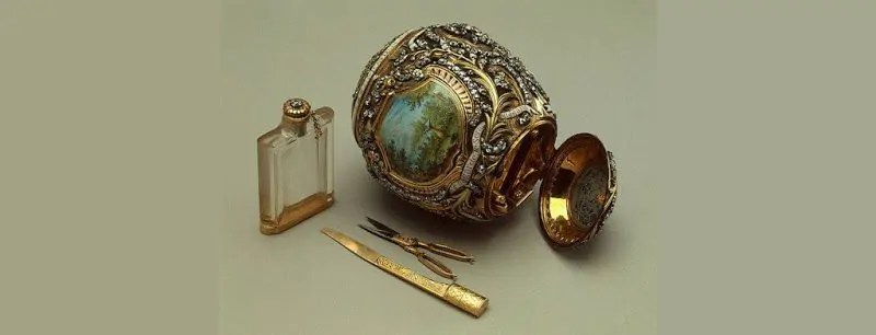 uova Fabergé