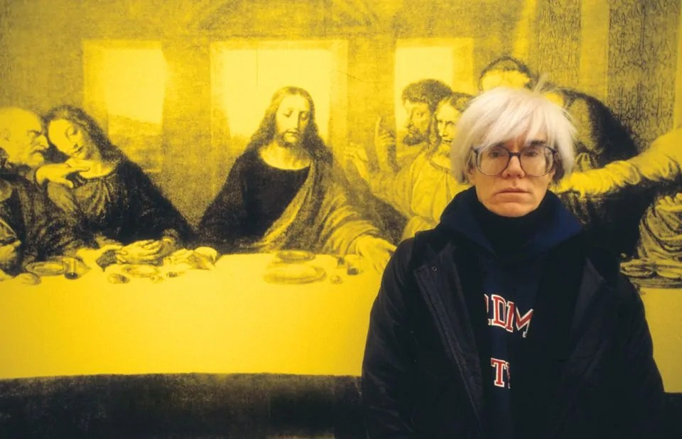 Andy Warhol e l'Ultima cena