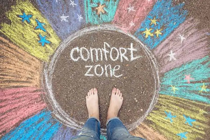 zona di comfort