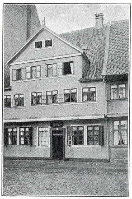 Casa natale di Carl Friedrich Gauss