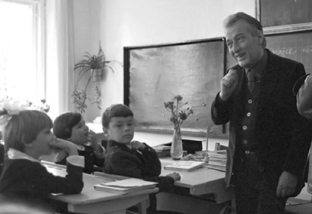 a scuola con Gianni Rodari