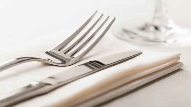 errori a tavola