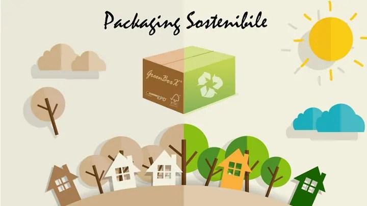rifiuti - packaging sostenibile