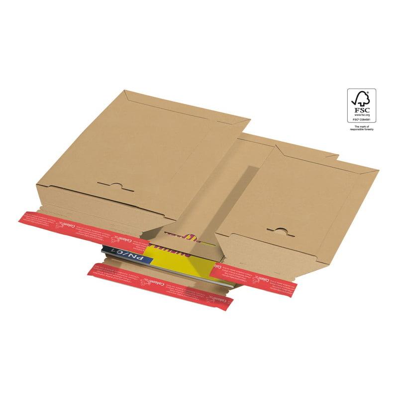 Kartonnen Envelop 310 x 445 x -30 mm