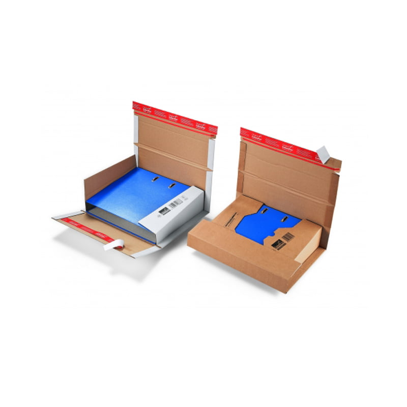 Ordner Verzendverpakking 320 x 290 x 80 mm wit