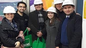 La ACHS premia a colaboradores de DUOC UC en materias de seguridad