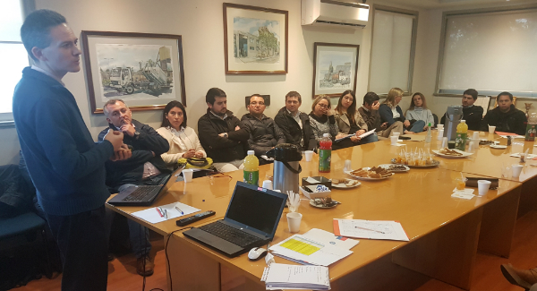 CIRPAN A.G organiza exitoso taller para definir propuesta de acciones de Responsabilidad Social a priorizar en la Zona Norte