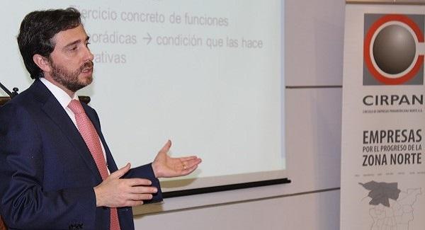 Experto laboral analiza en CIRPAN A.G los efectos de la Reforma Laboral en la productividad