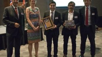 Cámara Chileno-Británica de Comercio premió a Sodimac por su programa de energías renovables