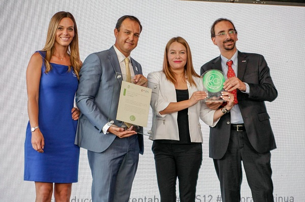 Unilever es reconocido por la producción de detergentes más sustentables