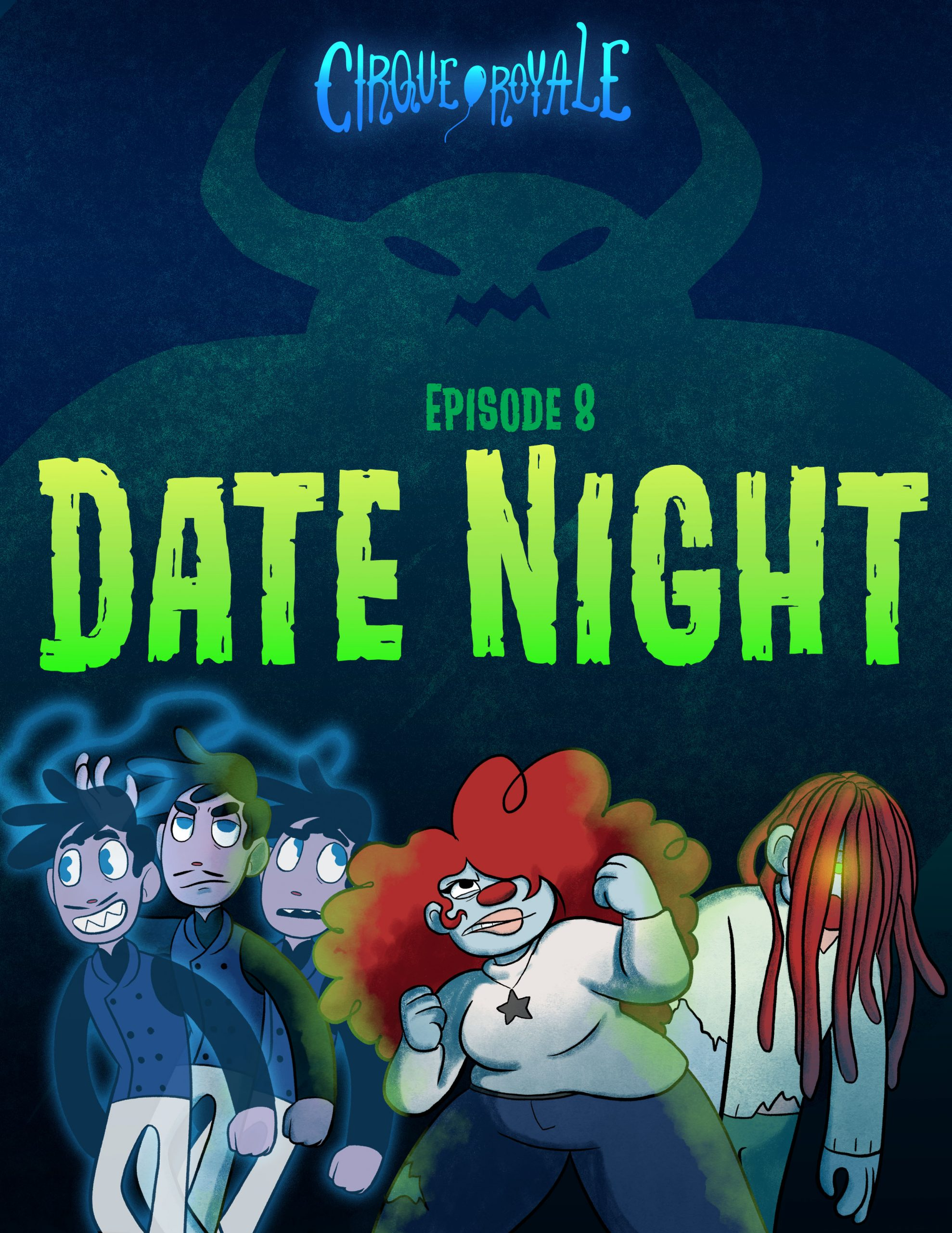 Date Night Cover
