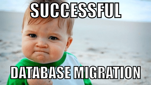 Tips for a successful data migration