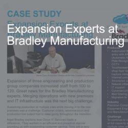 CaseStudy Bradley WebSite Image