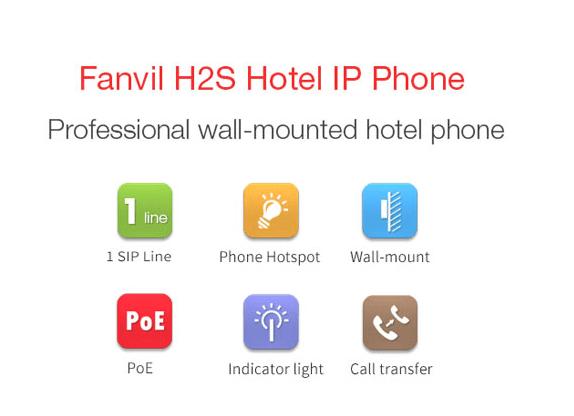 fanvil hs2 Description Image 1