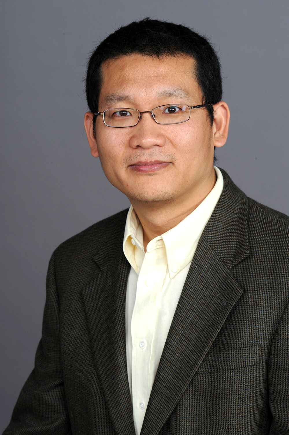 Jason Liu Portrait