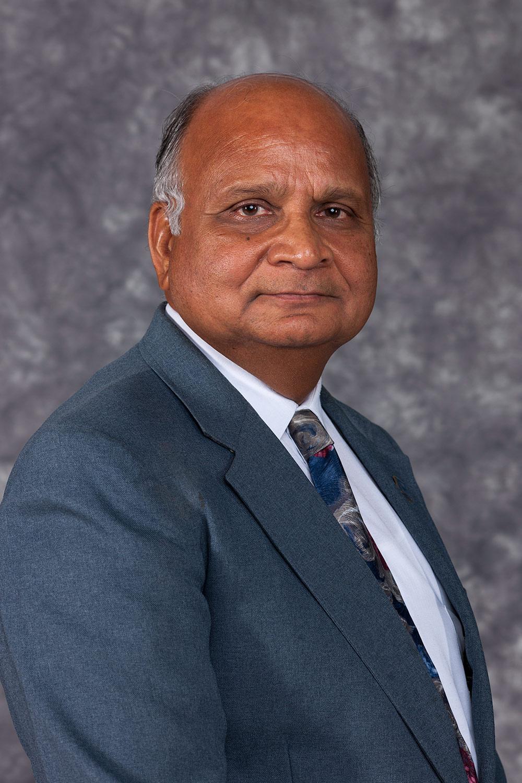 Jainendra Navlakha Portrait