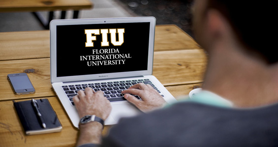 FIU applying now image