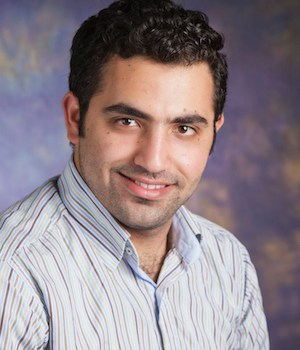 Ahmed Fawaz headshot