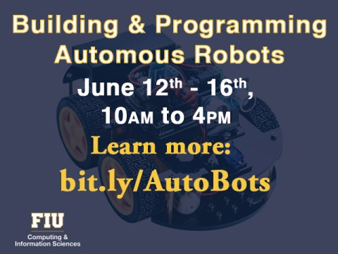 Building and Programming Autonomous Robots Poster