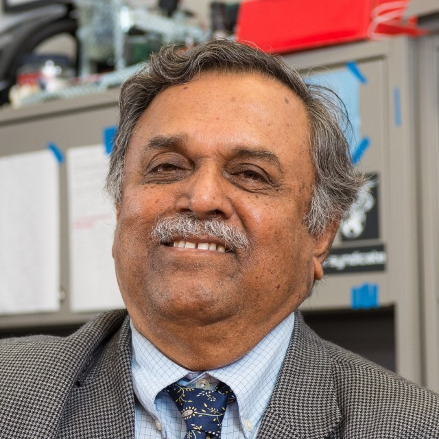 Dr. S.S. Iyengar was selected as a Distinguished University Professor at FIU