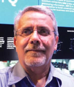 Photo of Robert M. Szabo (Bob)