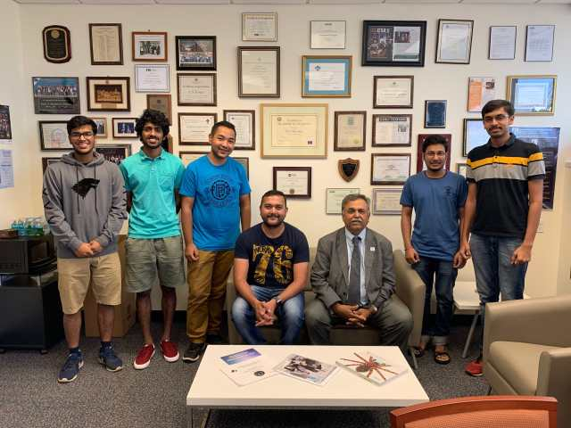 Photo of Students and faculty of Science without Borders Summer Program 2019
