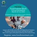 Food Futures Hack poster