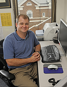 UD's Swany works on application honored by Internet2