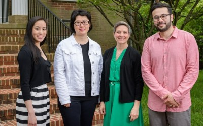 Excellence in Graduate Student Teaching