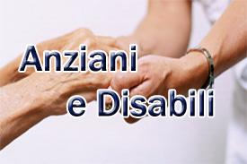 Area anziani e disabili
