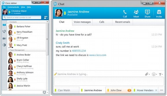 cisco jabber for windows free download