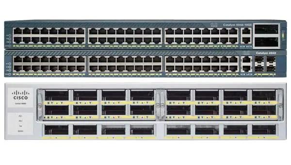 Cisco Catalyst 4900 Series Switches Grupo2safa