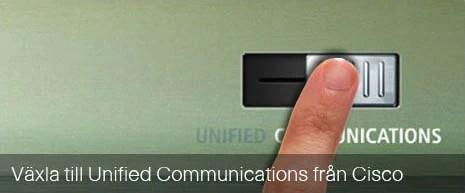 Unified Communications från Cisco
