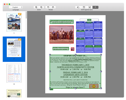 Cisdem PDF Converter OCR Mac 破解版 优秀的PDF格式转换应用