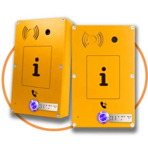 Panphone Emergencia SOS Amarilllo