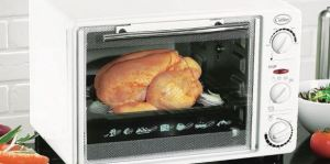 warming food using a microwave