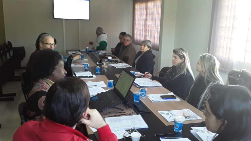 Reunião do Conselho Técnico Cismetro
