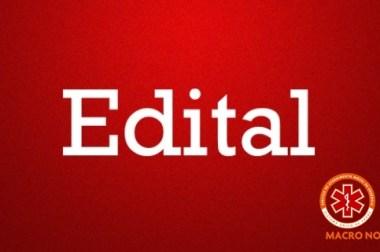 SAMU Macro Norte abre edital de seleção para Preceptor de Estágio Supervisionado