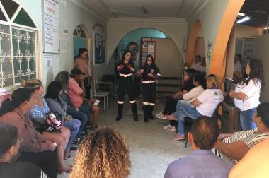 Mais um projeto educa a população de Montes Claros: o SAMU na Comunidade
