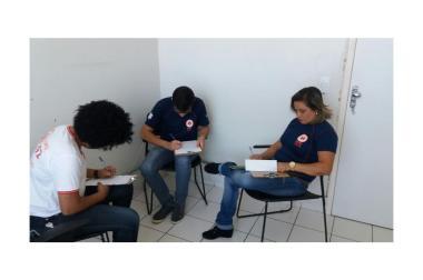 Treinamento para TARM e Rádio Operadores do SAMU