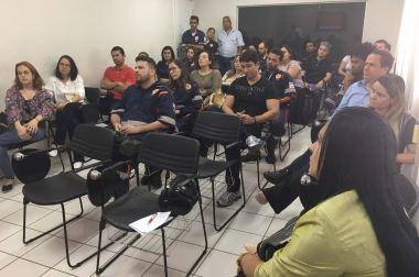 SAMU analisa atendimento às vítimas do incêndio em Janaúba